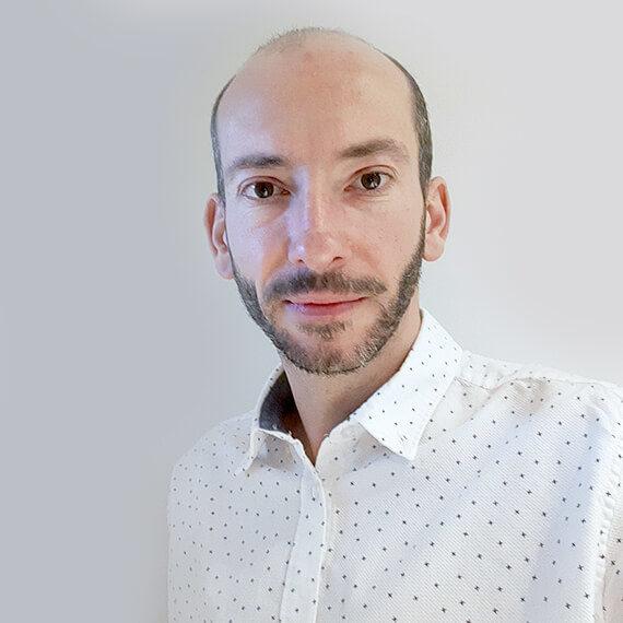 Nos équipe - Jean-François